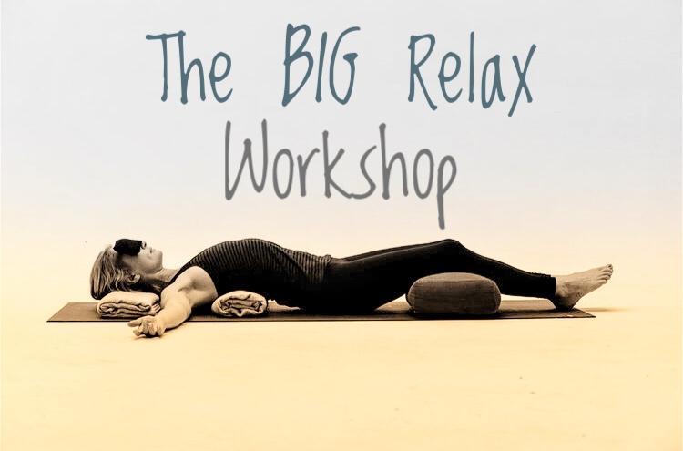 The BIG Relax Workshop nr Penzance Cornwall